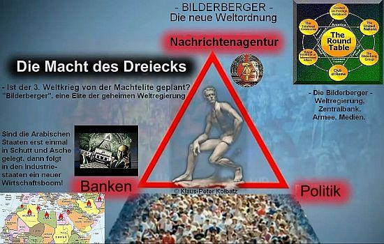 BILD ZOOM - Bilderberger - Die neue Weltordnung -